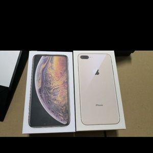 Iphone 8 plus (brand new)